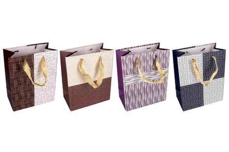 Darčeková taška dlaždice 23x10x18cm
