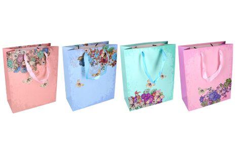 Darčeková taška motýľ 26x12x32cm