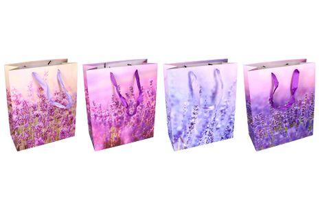 Darčeková taška Levanduľa 26x12x32cm