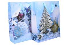 Darčeková taška Vianočná 31x40x12cm