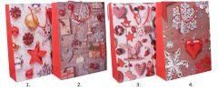 Darčeková taška Vianočná 32x42x11,5cm
