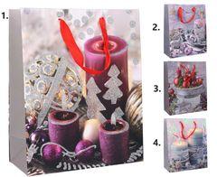 Darčeková taška Vianočná 32x26x10cm