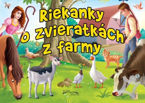 Riekanky o zvieratkách z farmy