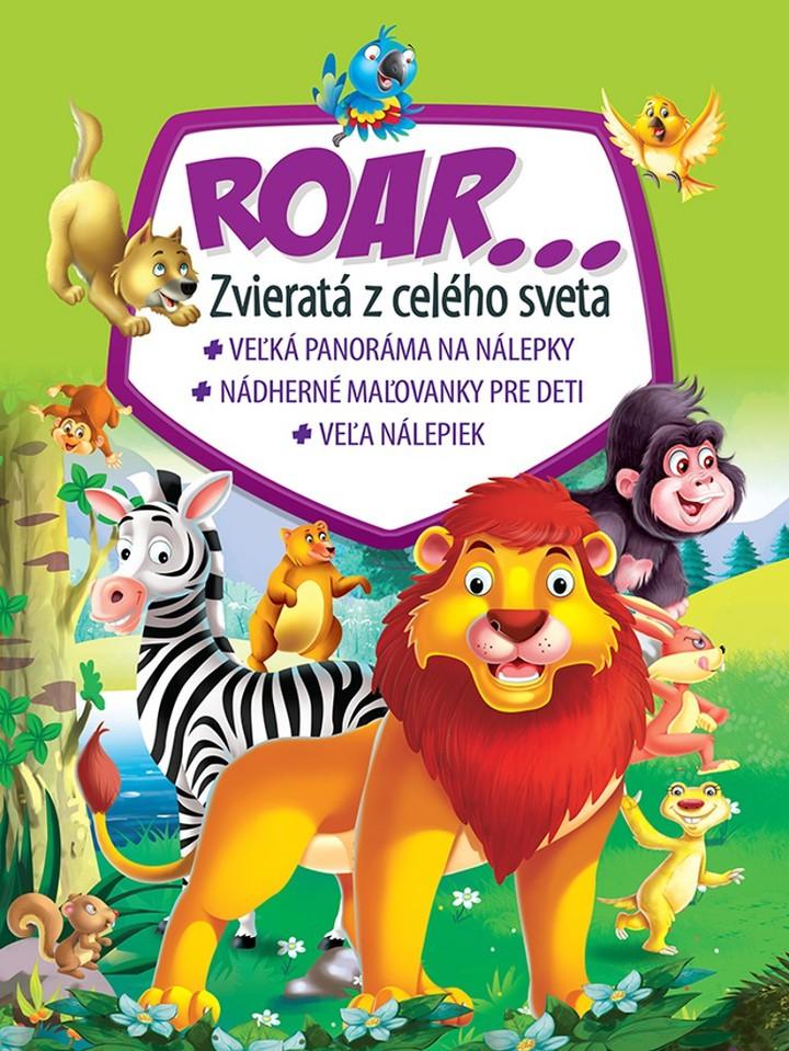 Roar...Zvieratá z celého sveta