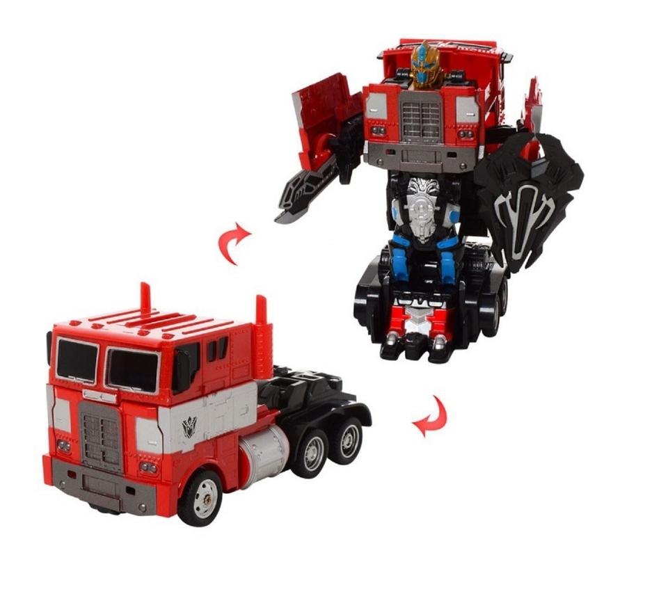 Robot-kamión 19x21x11cm