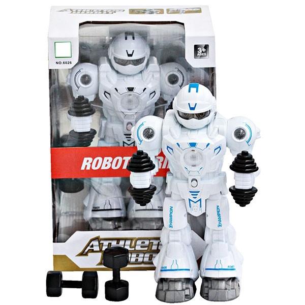 Robot kulturista