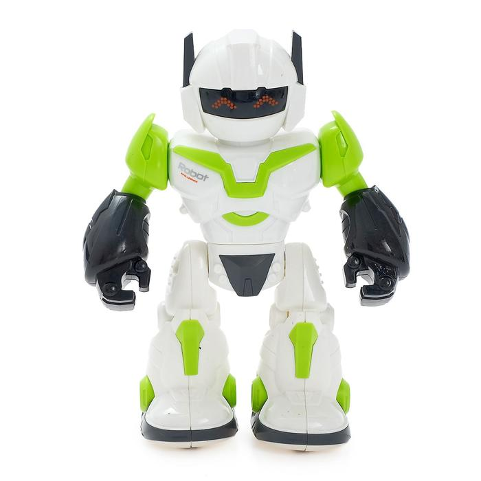 Robot Dominator s efektami 22cm - náhodná