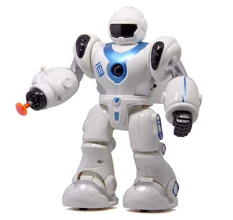 Robot s efektmi 21cm