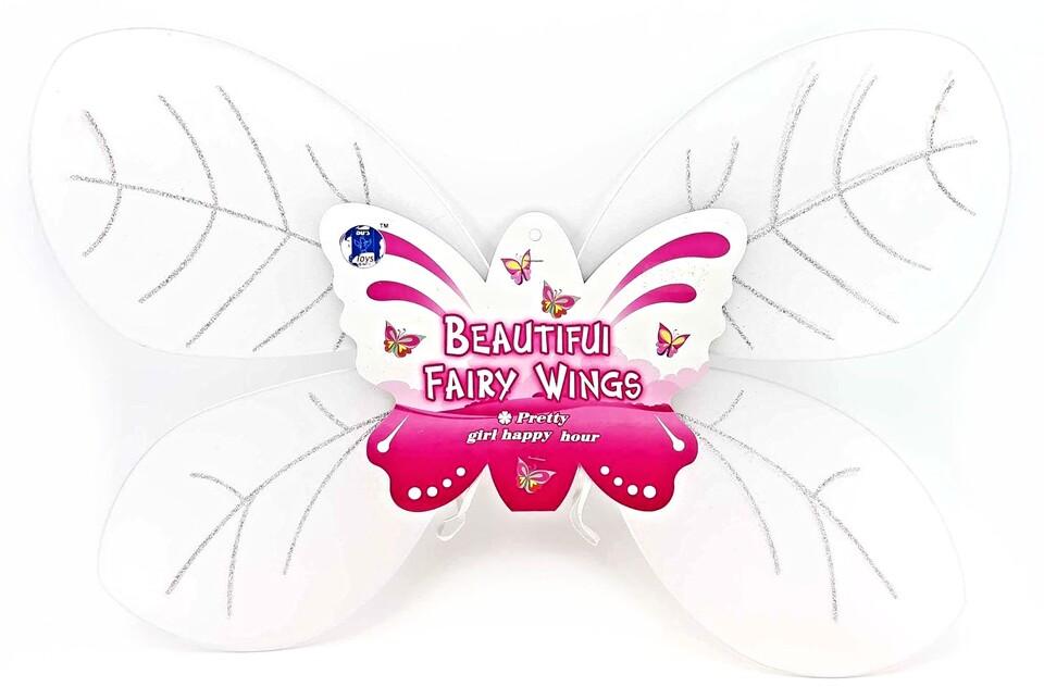 Rozprávkové krídla - biela