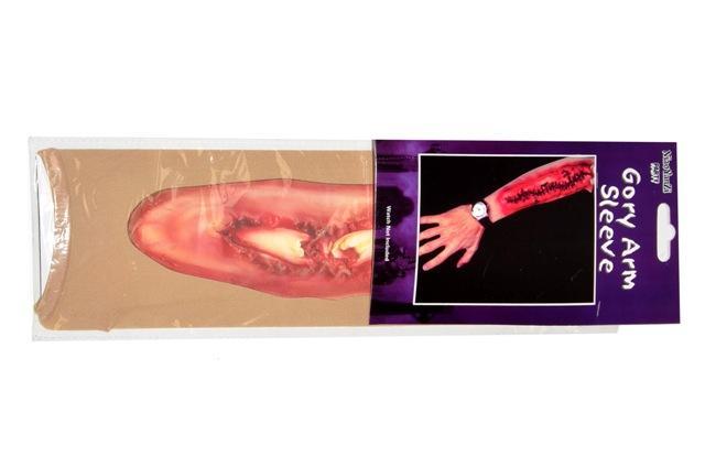 Krvavá ruka na karneval 31cm