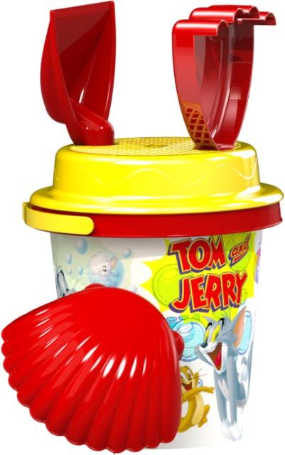 Detský kýblik set Tom a Jerry5ks,14cm