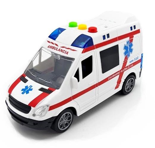 Sanitka Ambulancia SK 15cm