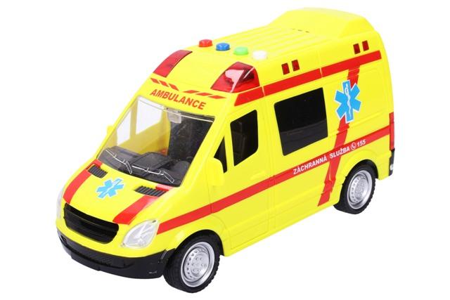 Sanitka Ambulancia 22cm