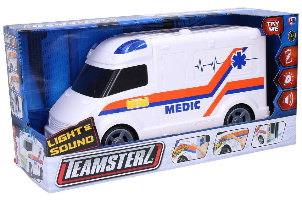 Sanitka Medic na batérie 34cm