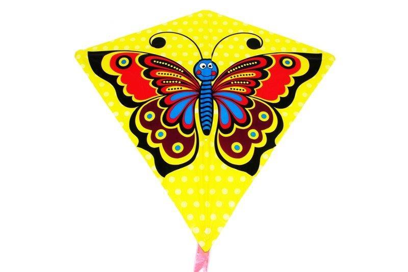 Šarkan motýľ 68x73cm