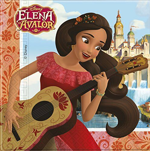 Servítky Elena z Avaloru 33x33cm 20ks