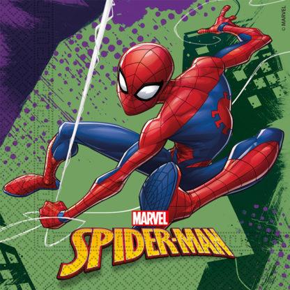 Servítky Spiderman