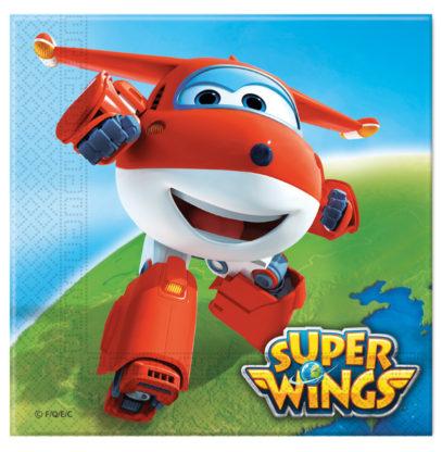 Servítky Super Wing