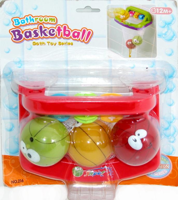 Basketbal do vane pre najmenších