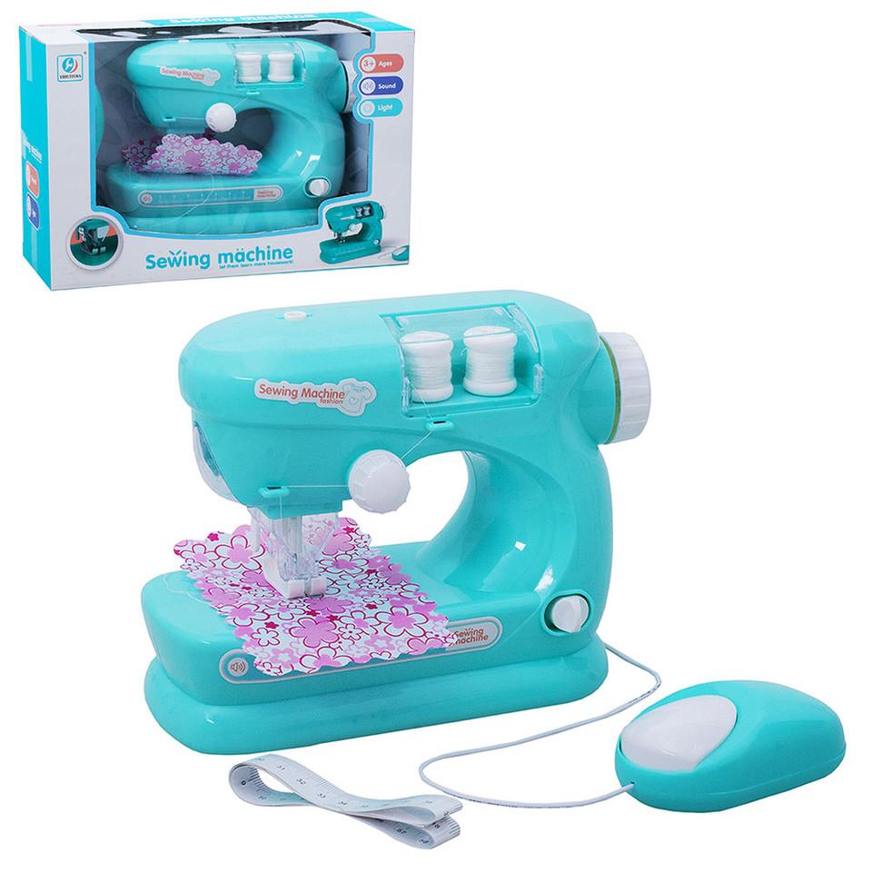 Detský šijací stroj malý
