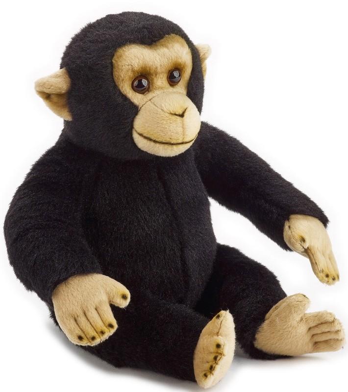 Plyšový Šimpanz 31cm National Geographic