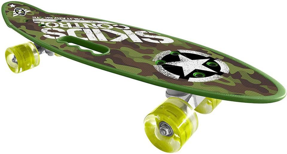 Skateboard Skids Control Military Skate