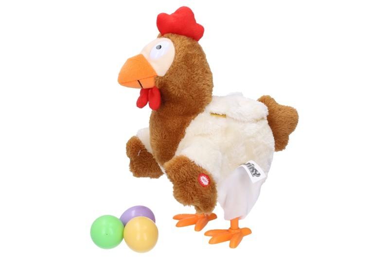 Sliepka s vajíčkami 26cm