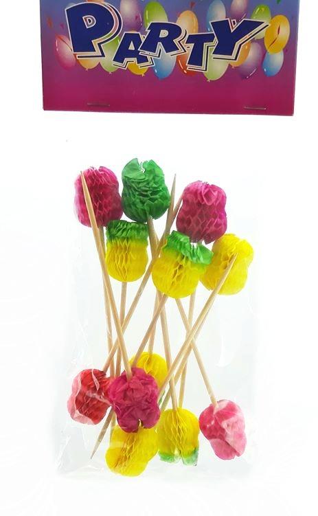 Špáradlá kvetiny 10cm
