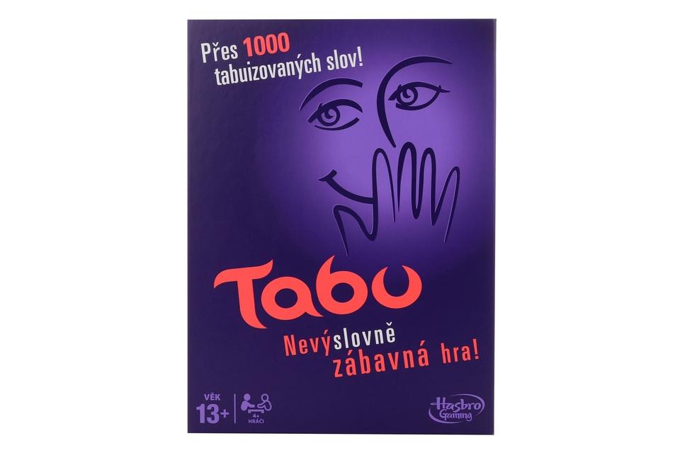 Spoločenská hra Tabu