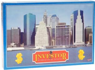 Spoločenská hra Investor