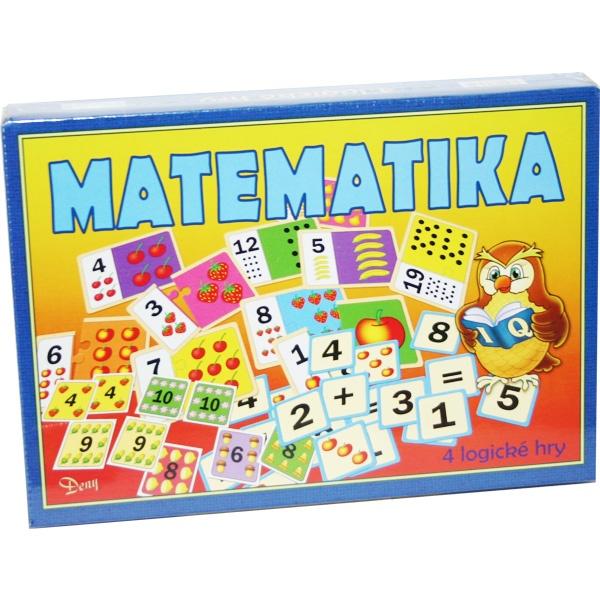 Spoločenská hra Matematika