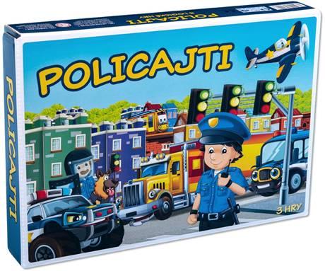 Spoločenská hra Policajti