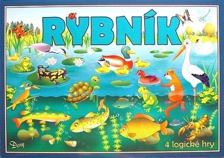 Spoločenská hra Rybník