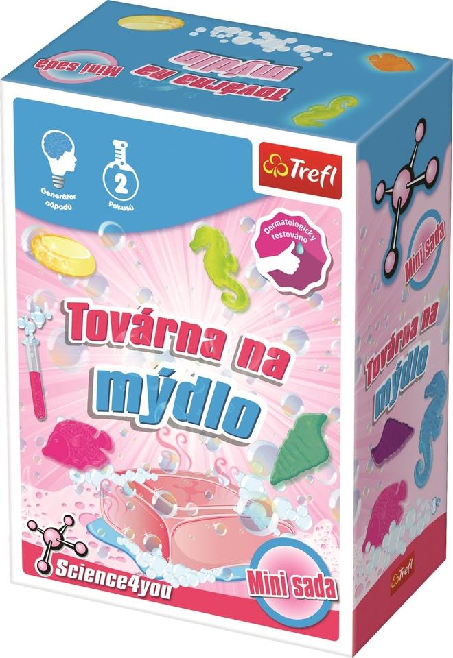 Trefl Science4you Továreň na mydlo