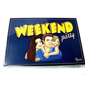 Spoločenská hra Weekend párty