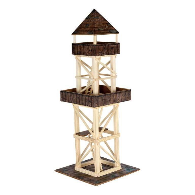 Stavebnica drevená - Rozhľadňa