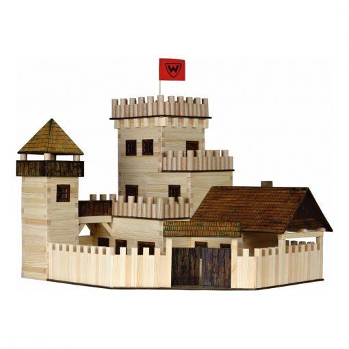 Stavebnica drevená - Hrad
