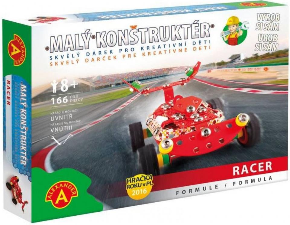 Malý konštruktér Formula Racer