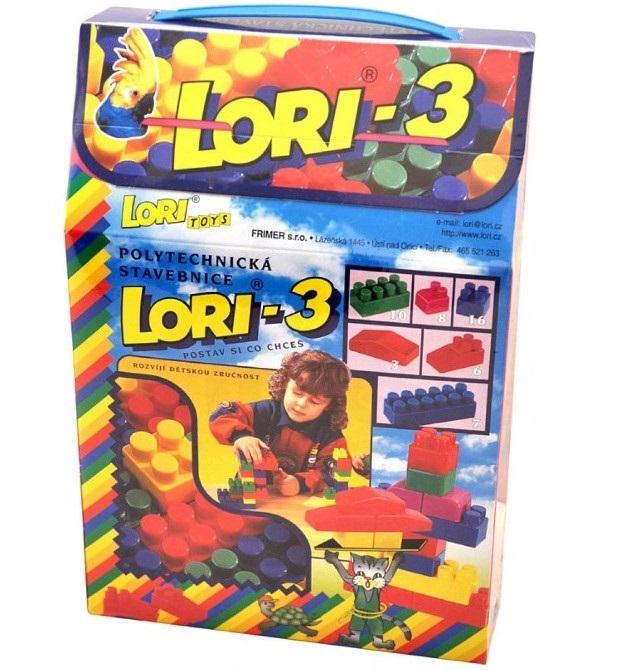 Stavebnica Lori 3