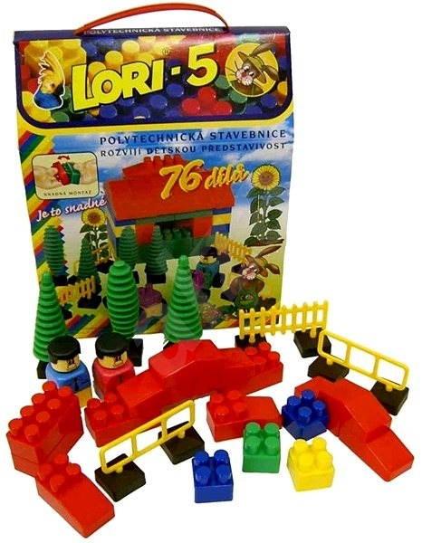 Stavebnica Lori 5