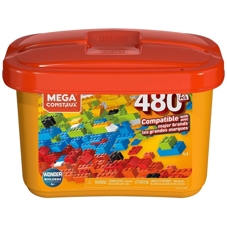 Stavebnica Mega Construx 480ks