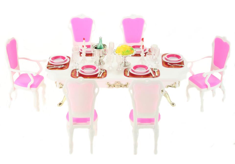 Stôl jedálenský set