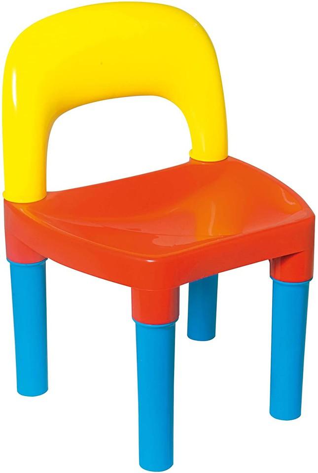 Detská plastová stolička