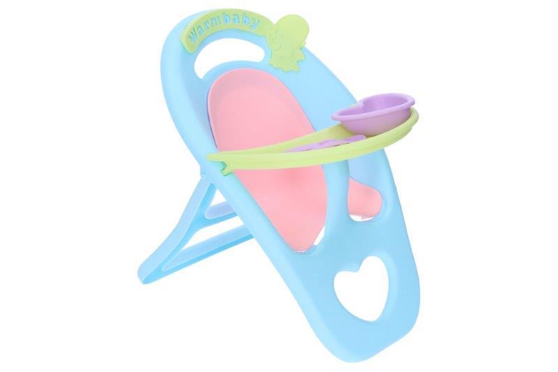 Stolička pre bábätko sada 30cm