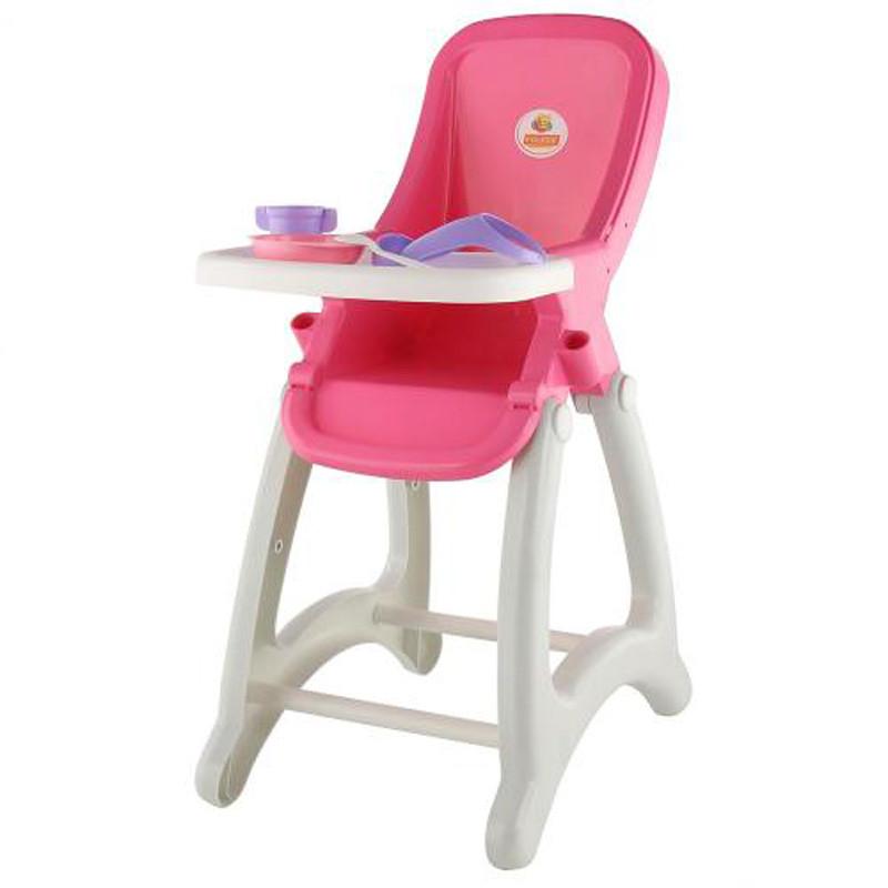 Stolička pre bábiky 67cm - náhodná
