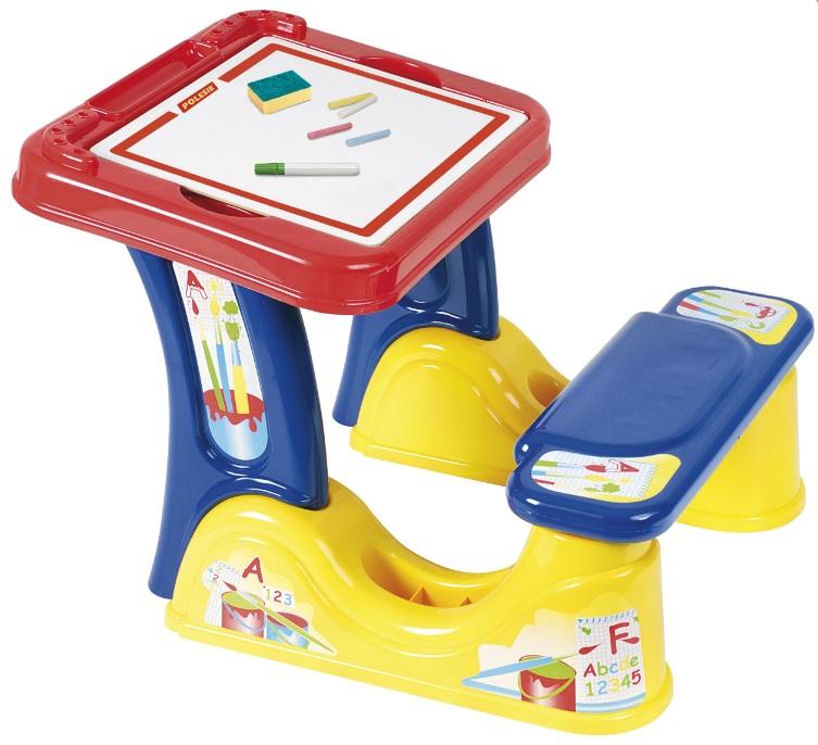 Stolík na hranie pre predškoláka s príslušenstvom