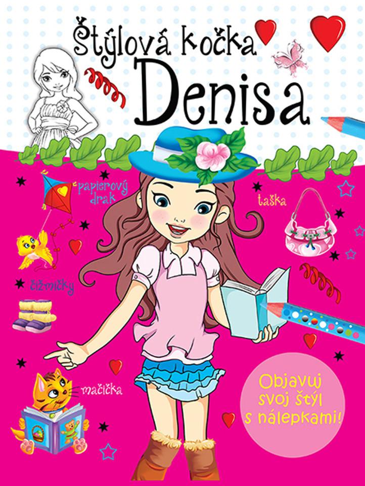 Štýlová kočka Denisa