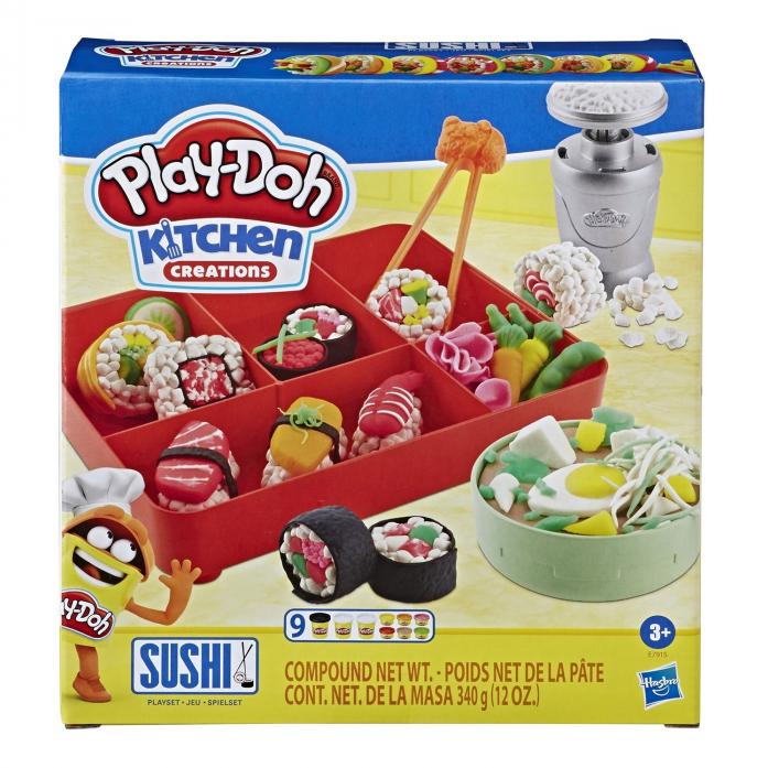 Play-Doh Sushi sada