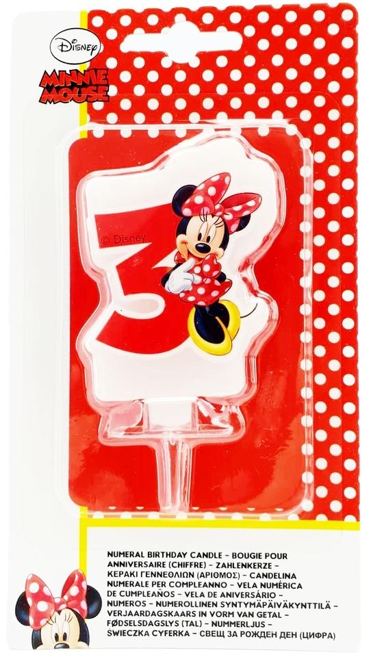 Sviečka Minnie č.3