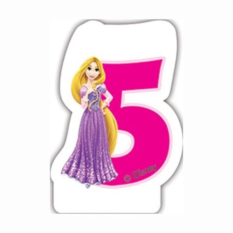 Sviečka Princezné č. 5